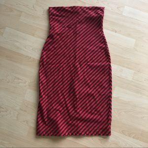 High waisted Betsey Skirt!